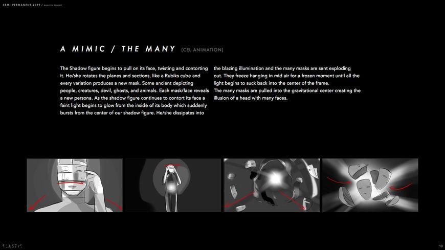 IMAGE: Storyboard 05 A Mimic/Many