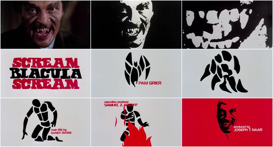 VIDEO: Title Sequence –Scream Blacula Scream (1973)