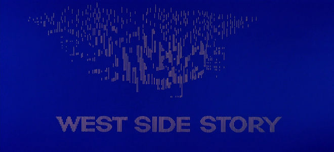 West Side Story - opening prologue and titles