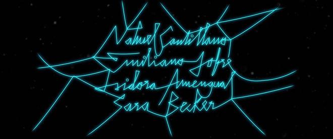 IMAGE: Still - Credit - Blue names