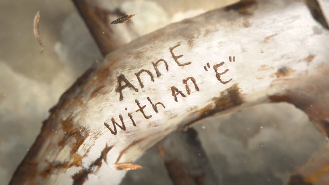 VIDEO: Title Sequence – Anne with an E (2017)