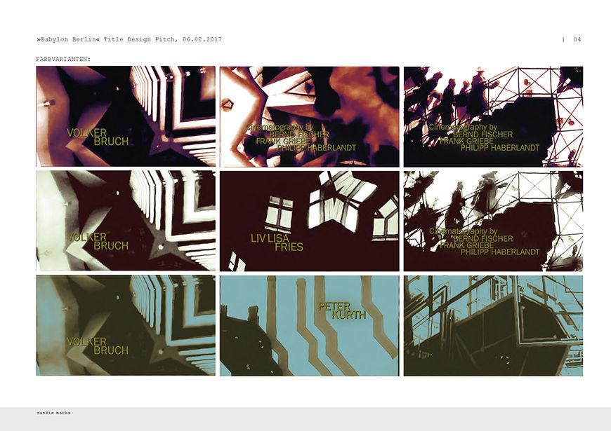 IMAGE: Concept 1 colour variation