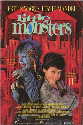 DVD: Little Monsters