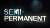 Semi-Permanent Sydney 2014