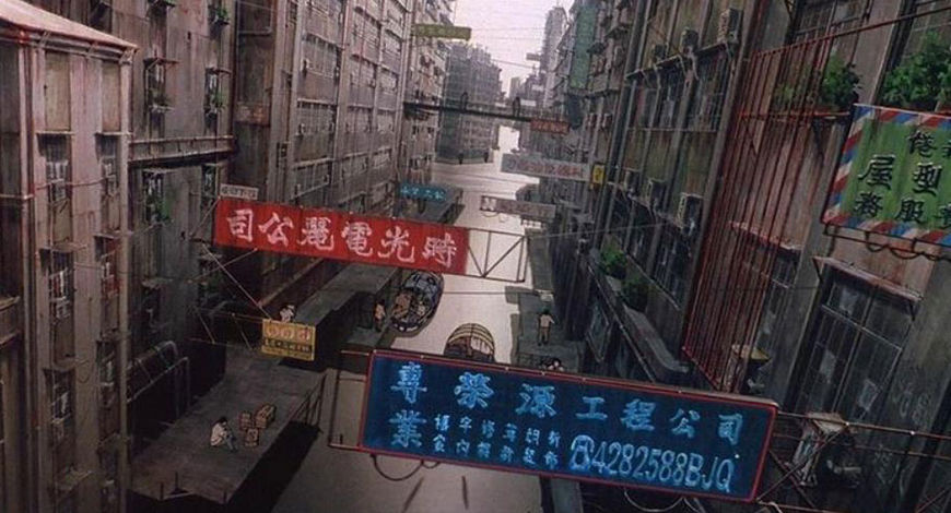 """IMAGE: Pause 2017 """"Ghost in the Shell"""" Reference 02"""