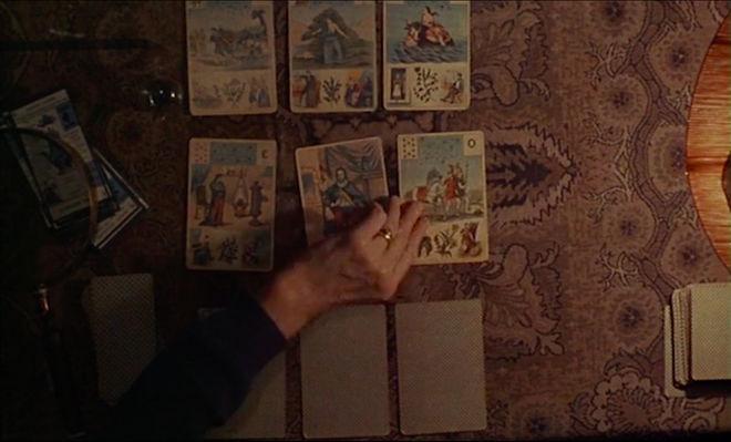 IMAGE: Still - 05 Tarot cards face up