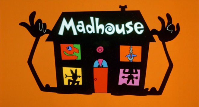 VIDEO: Title Sequence – Madhouse by Sally Cruikshank