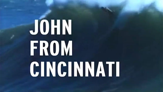 VIDEO: Title Sequence – John from Cincinnati (2007)