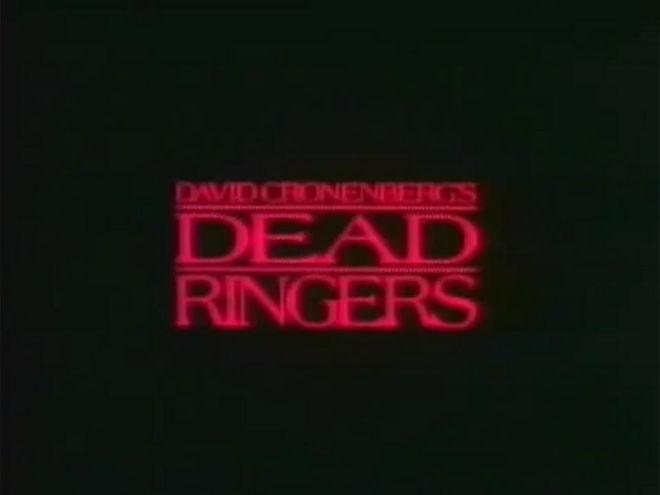 VIDEO: Trailer – Dead Ringers (1988)