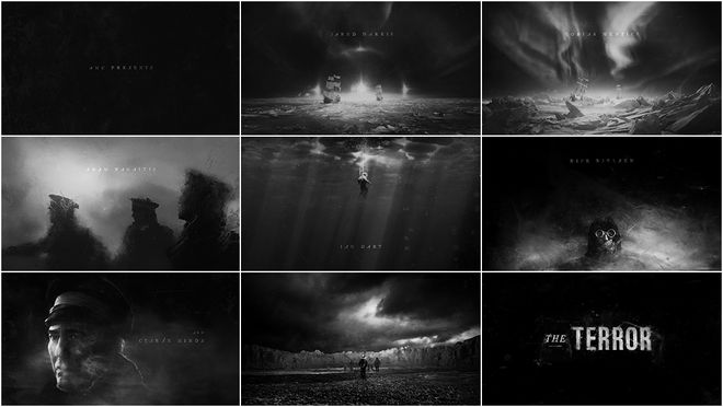 VIDEO: Title Sequence – The Terror (2018)