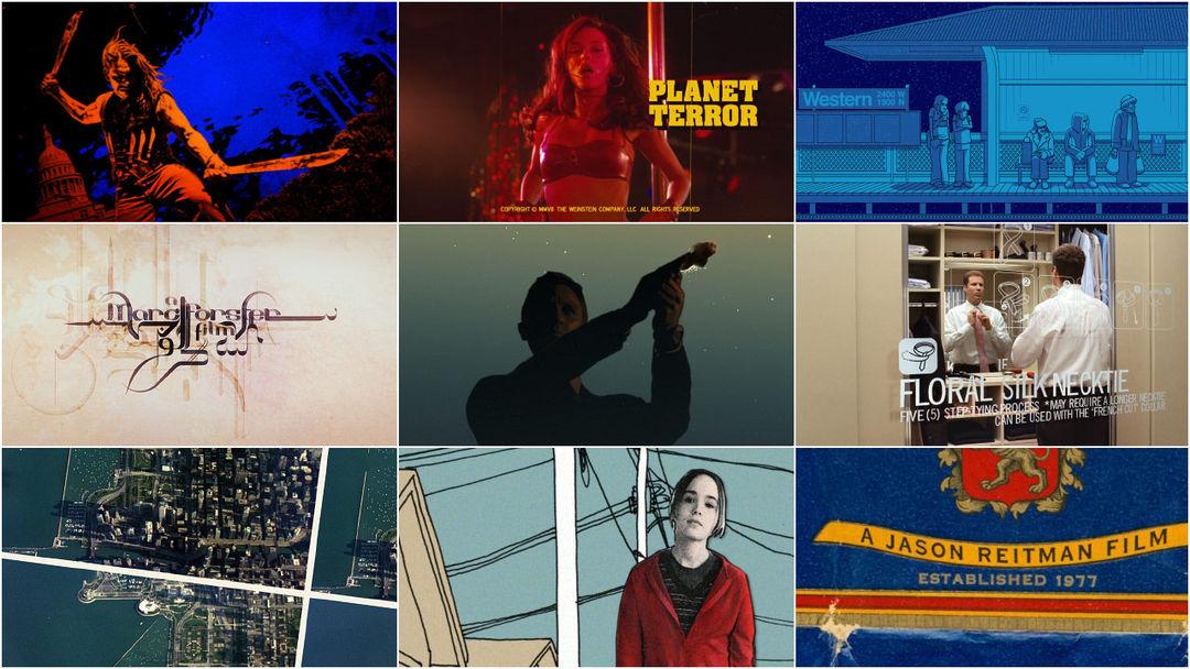 "SXSW 2012 Title Design Finalists Screening ""Meet the Jurors"""