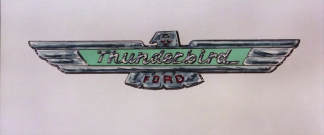 IMAGE: Still – Thunderbird plaque