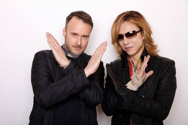 IMAGE: Yoshiki/Stephen Kijak Photo
