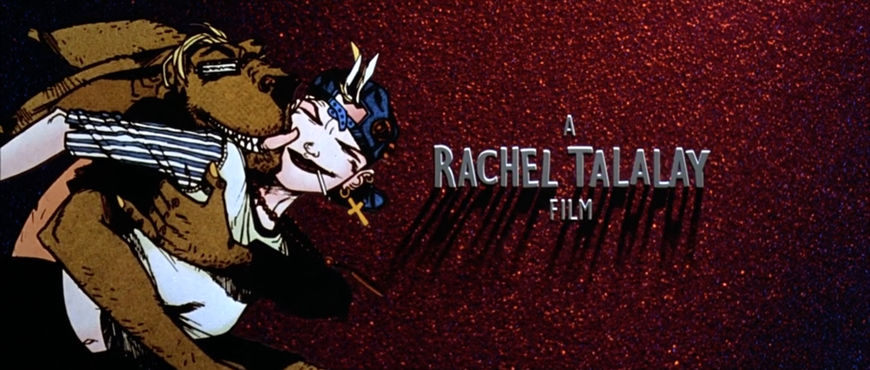 "IMAGE: Still – ""A Rachel Talalay Film"" with shadows"