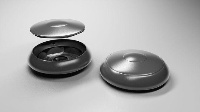 IMAGE: Saucer robot image 1