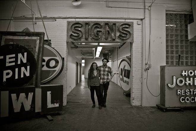 I: Faythe Levine & Sam Macon