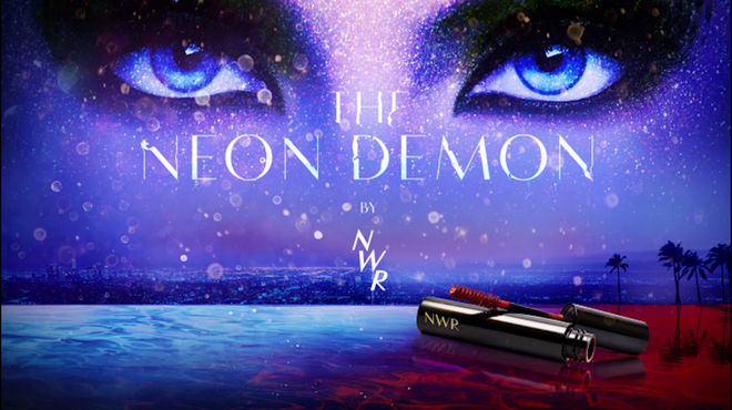 VIDEO: Neon Demon Faux Cosmetic Ad Example
