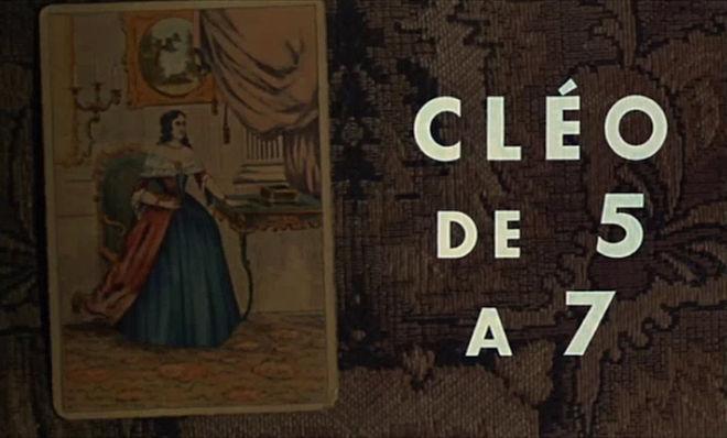 VIDEO: Title Sequence – Cléo de 5 à 7 (1962)