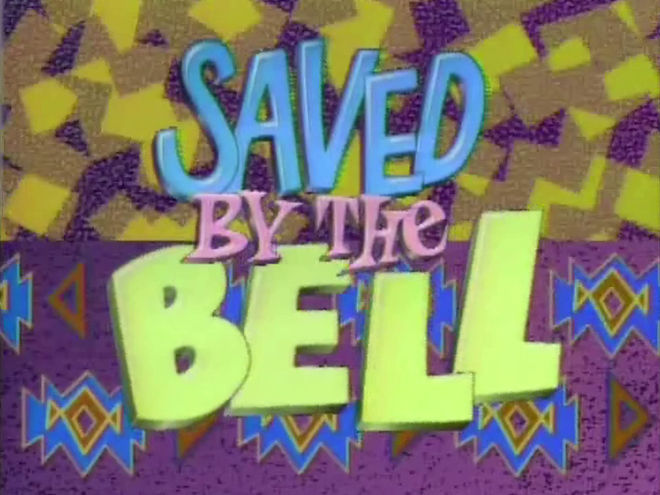 VIDEO: Title Sequence –Saved by the Bell (1989)