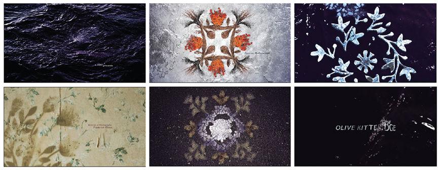 IMAGE: Alternate storyboards –Earth Art Frozen in Ice