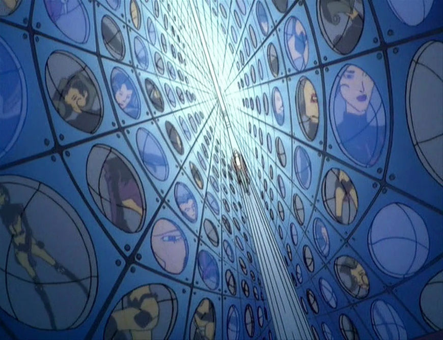 IMAGE: Aeon Flux Title Sequence Still 01
