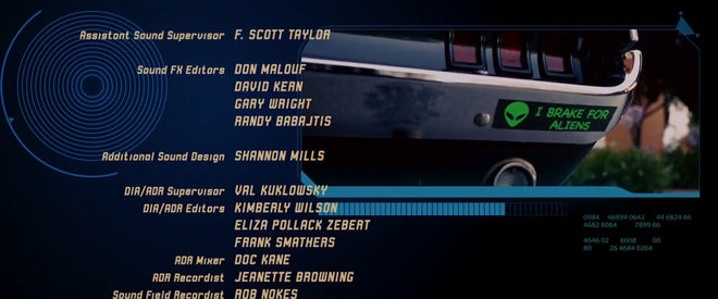 VIDEO: Race to Witch Mountain end credits sequence