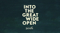 Into the Great Wide Open Festival 2016