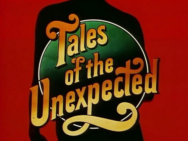 VIDEO: Title Sequence – Tales of the Unexpected (1979)