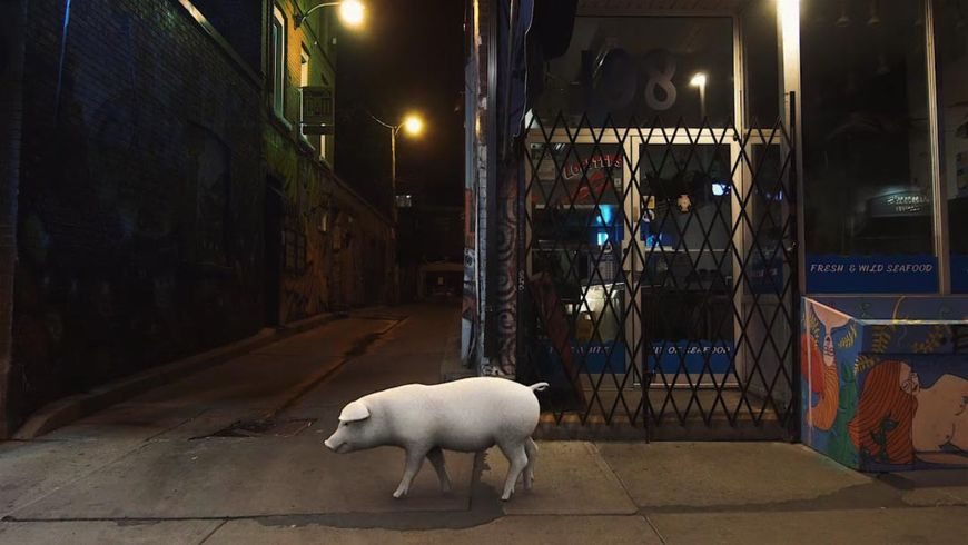 VIDEO: Four in the Morning (2016) Pig Render Test
