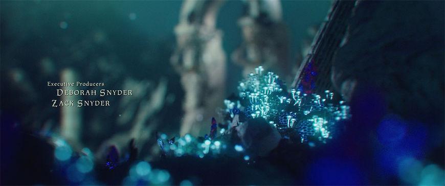 Aquaman (2018) — Art of the Title