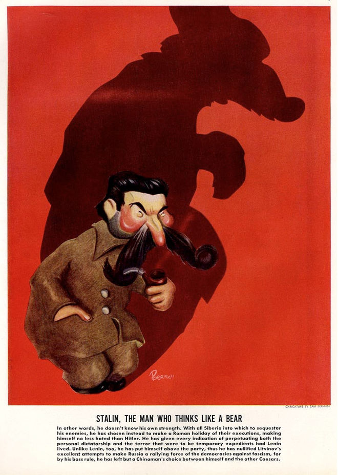 IMAGE: Stalin