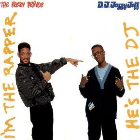 IMAGE: Album cover – He's the DJ, I'm the Rapper