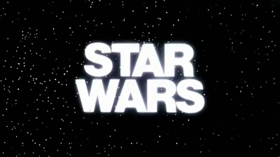 VIDEO: Trailer – Star Wars (1977)