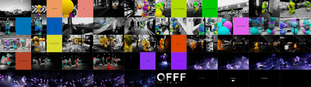 IMAGE: Sequence contact sheet