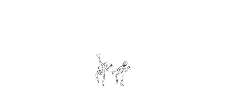 VIDEO: Animation test - dancing