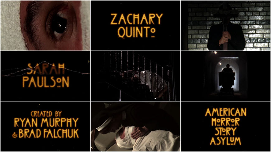 VIDEO: Title Sequence – American Horror Story: Asylum (2012)