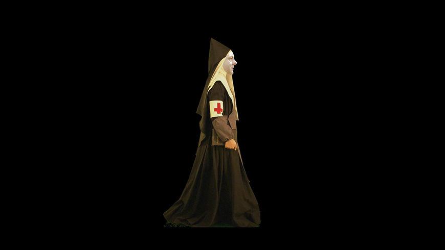 IMAGE: BTS - Nun character
