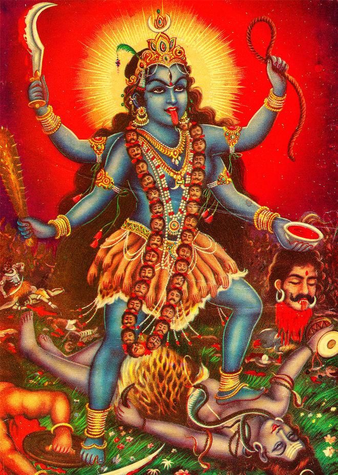 IMAGE: Goddess –Kali