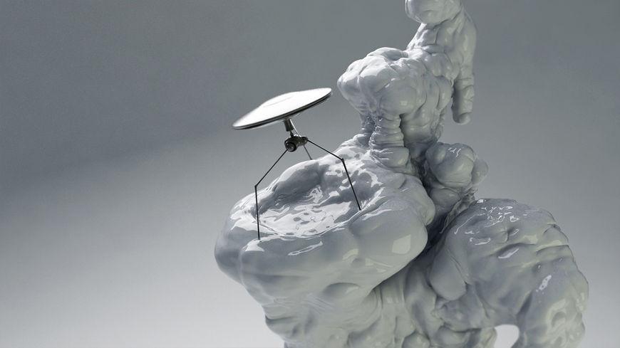 IMAGE: Saucer robot image 4