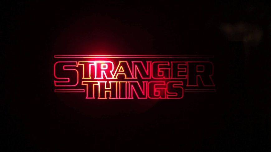 VIDEO: Stranger Things Backlight Test 2