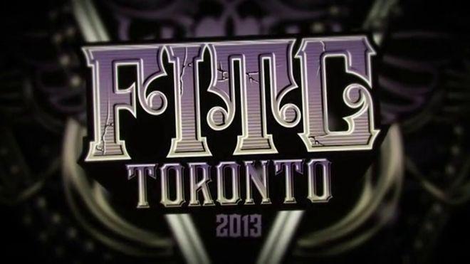 Video: FITC Toronto 2013 Highlight Reel