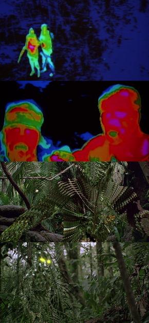 IMAGE: Predator VFX work