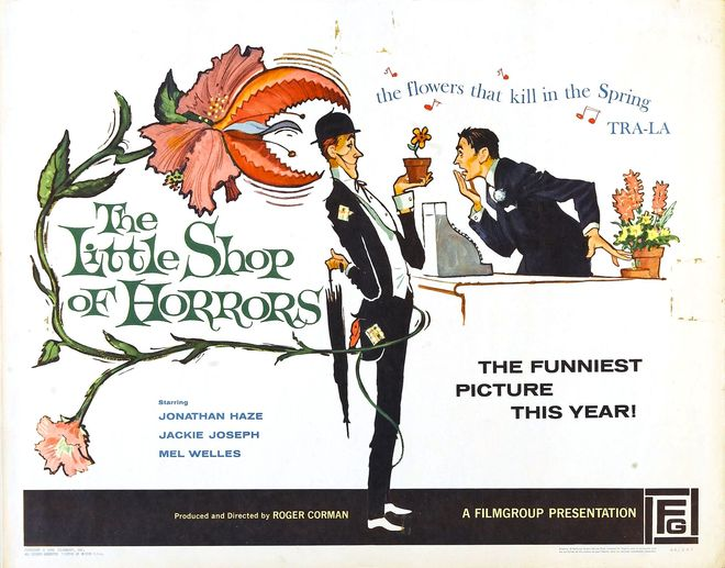 IMAGE: The Little Shop of Horrors film poster