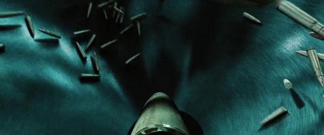 IMAGE: Still - 20 bullet fall from conveyer