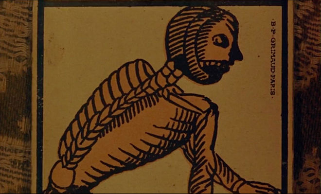 IMAGE: Still - 28 Death Card closeup