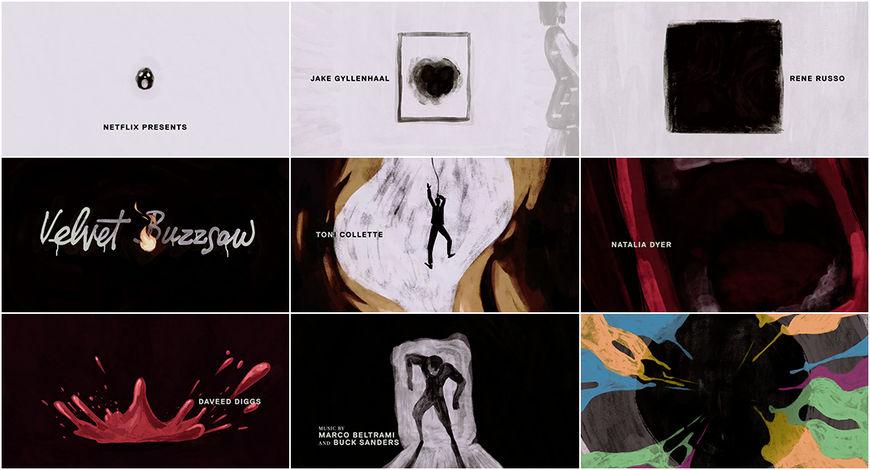 VIDEO: Title Sequence - Velvet Buzzsaw