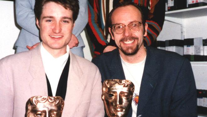 IMAGE: BAFTA Win