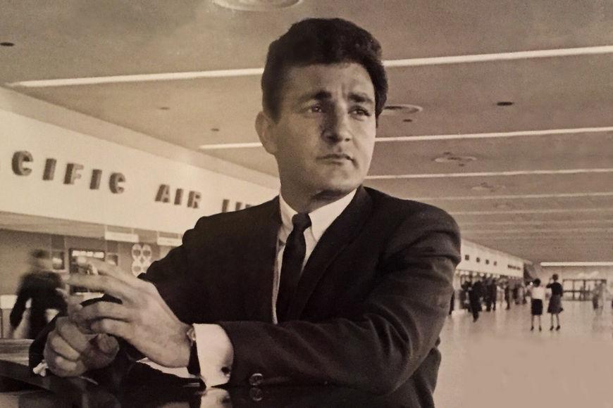 IMAGE: Photo –Sandy Dvore, 1960s