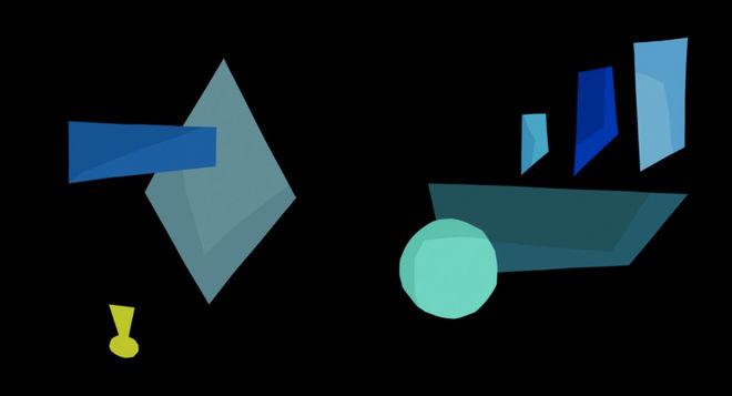 IMAGE: Still - midcentury shapes