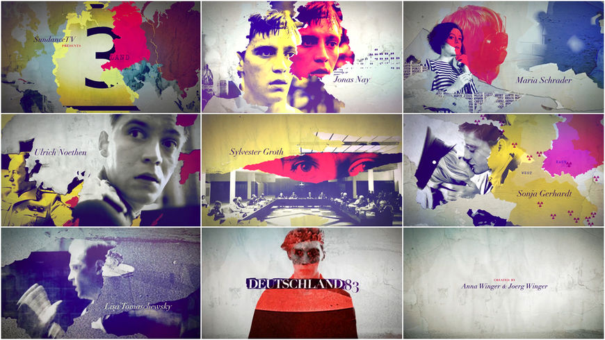 VIDEO: Title Sequence - Deutschland 83